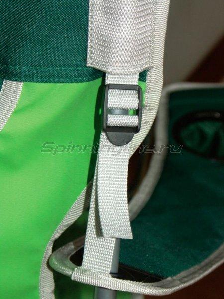 Кресло Savarra зеленый - фотография 2