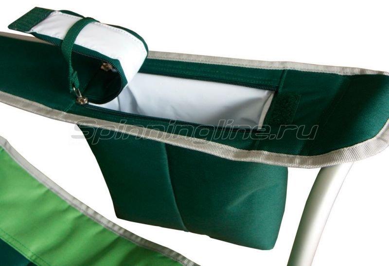 Кресло Savarra зеленый - фотография 3