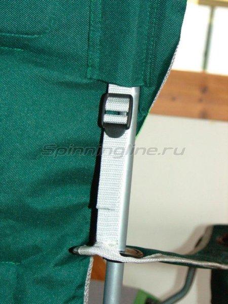 Кресло Savarra зеленый 03 - фотография 2
