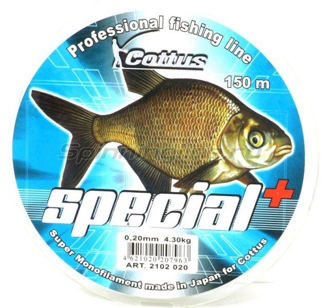 Леска Special + лещ 150м 0,30мм -  1