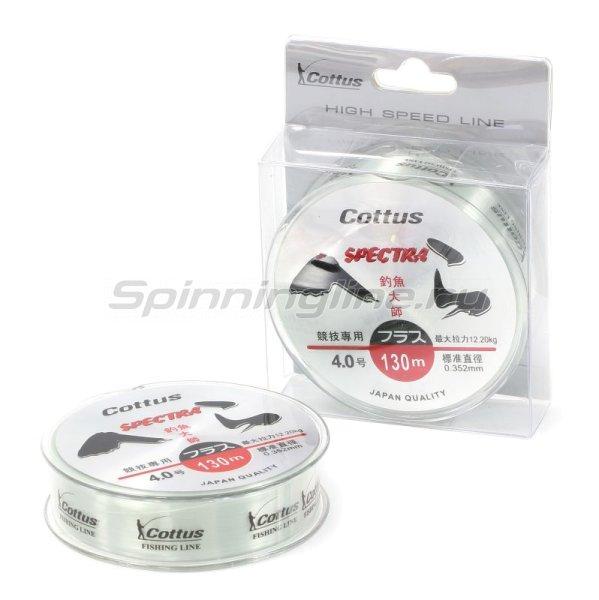 Cottus - Леска Spectra 30м 0,106мм - фотография 1