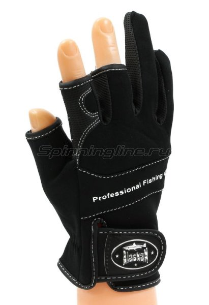 Перчатки спиннингиста Alaskan L - фотография 1