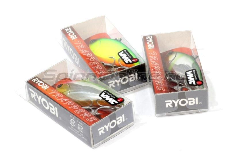 RYOBI - Воблер Pro Vibra 80S 09 - фотография 2