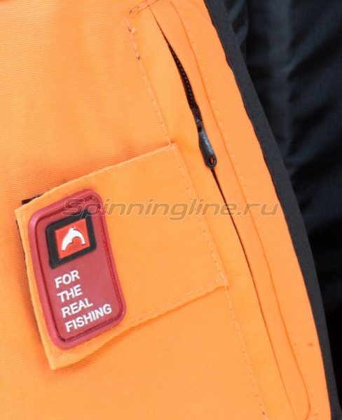 Freeway - Жилет FWJ-6 XXL оранжевый - фотография 2