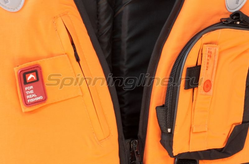 Freeway - Жилет FWJ-6 XXL оранжевый - фотография 4