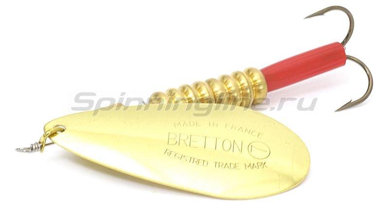 Блесна Bretton Maxi №6 G -  1