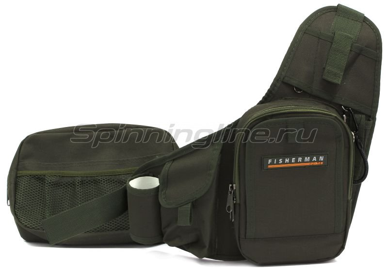 Сумка плечевая FisherBox С147 -  2