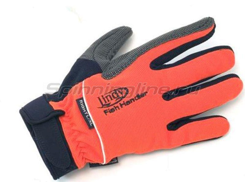 Lindy - Перчатки Fish Handling Glove-RV L/XL right - фотография 1
