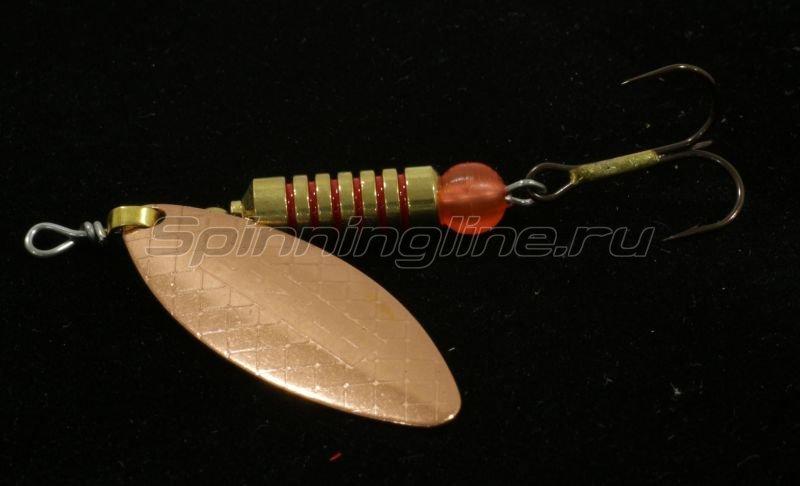 Mosca - Блесна Longet copper №5 - фотография 1