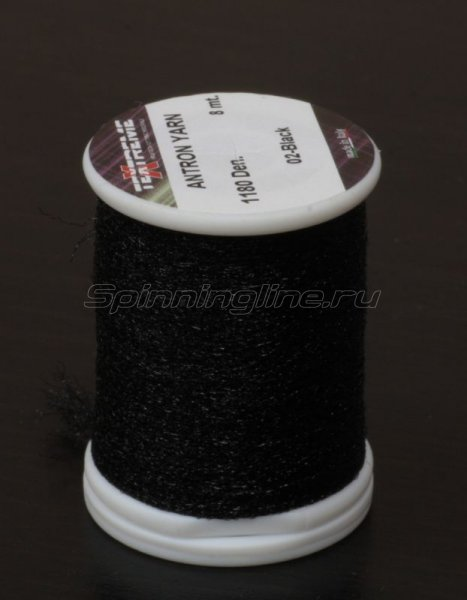 Textreme - Нить Antron Yarn Spool black - фотография 1