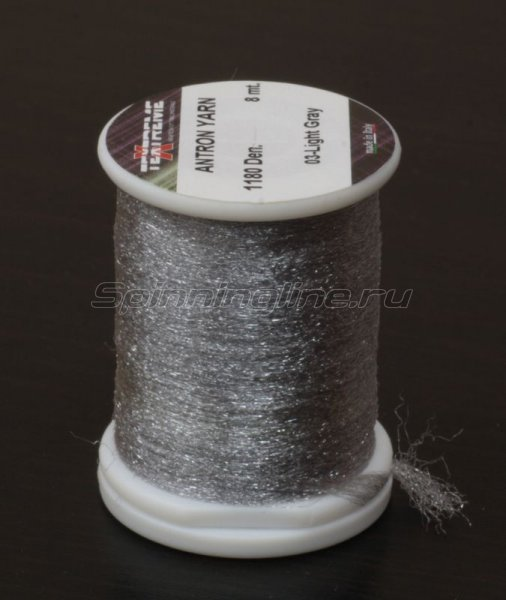 Textreme - Нить Antron Yarn Spool light gray - фотография 1