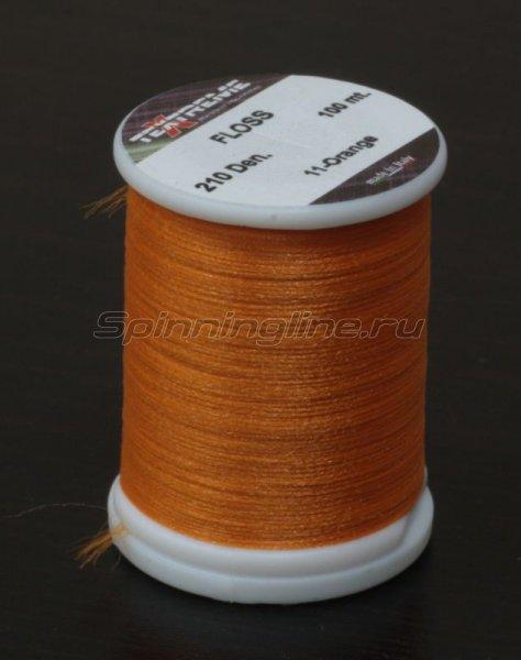 Нить Floss orange -  1