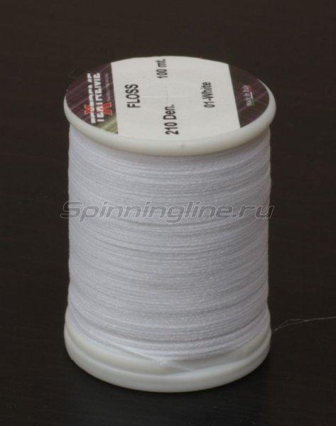 Textreme - Нить Floss white - фотография 1