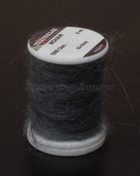 Textreme - Нить Mohair gray - фотография 1