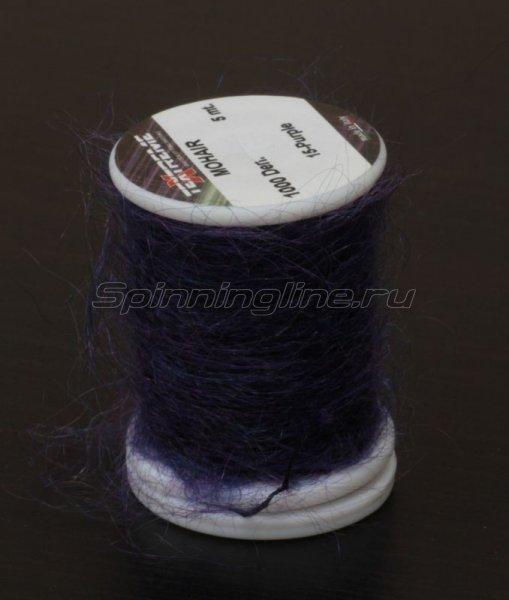 Нить Mohair purple -  1