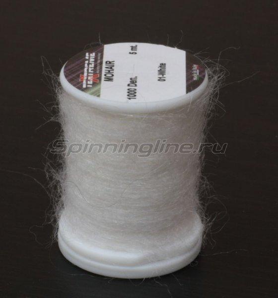 Textreme - Нить Mohair white - фотография 1