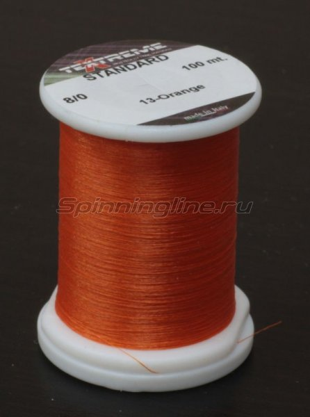Textreme - Нить Standart 8/0 orange - фотография 1