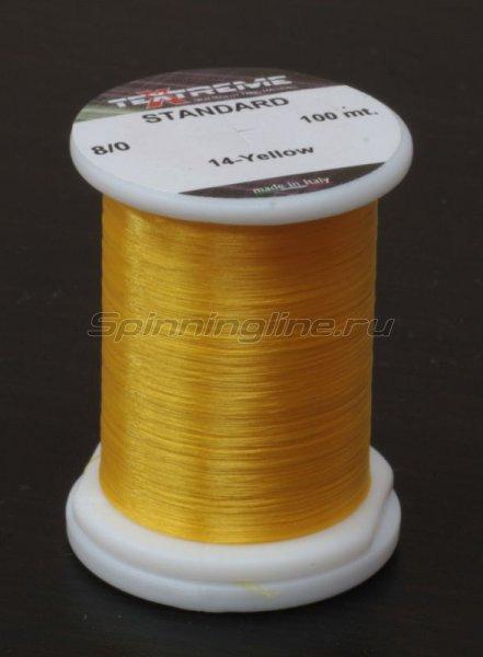 Нить Standart 8/0 yellow -  1
