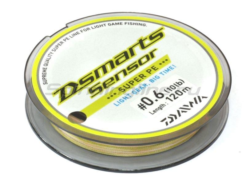 Шнур D-Smarts 120м 0.6 -  2