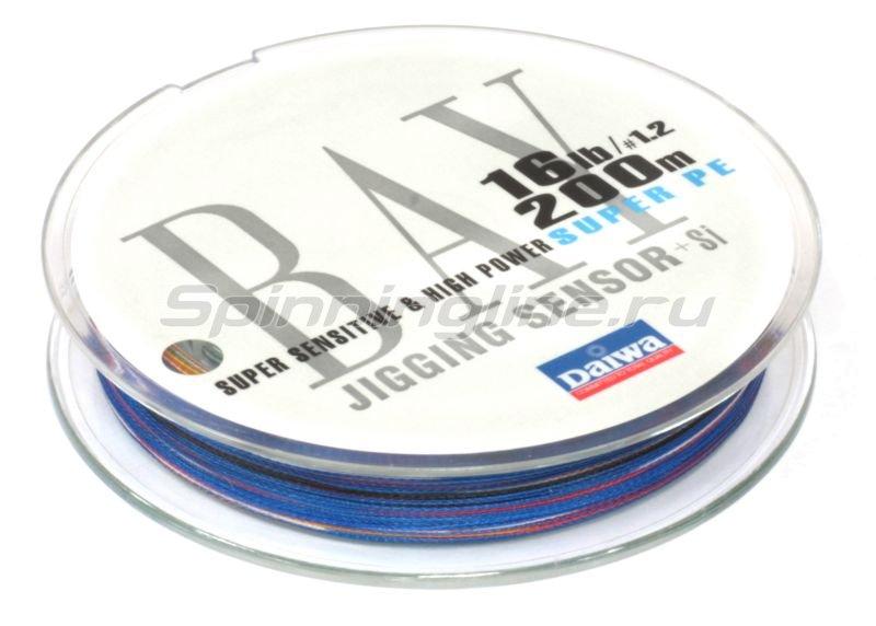 Шнур Bay Jigging Sensor+Si 200м 1.2 -  2