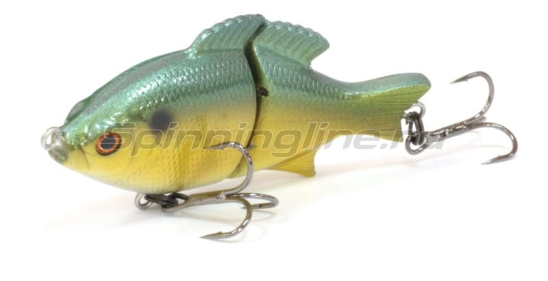 Tsuribito - Воблер Pike hunter 60S 571 - фотография 1