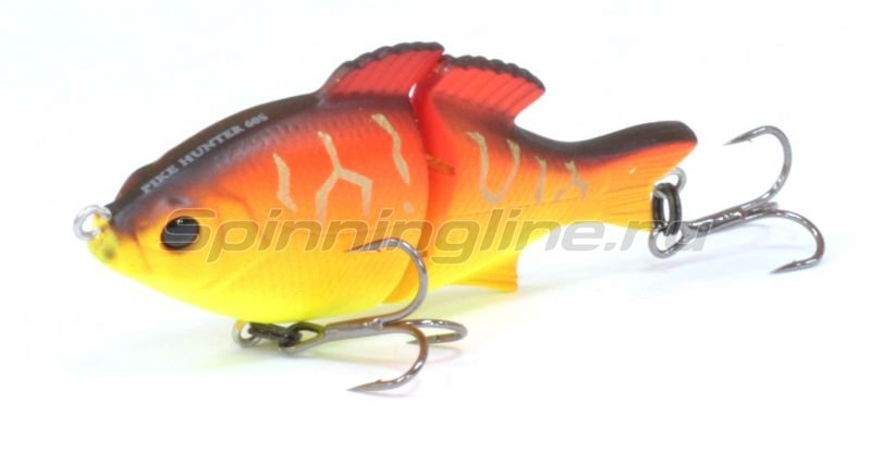 Tsuribito - Воблер Pike hunter 60S 029 - фотография 1