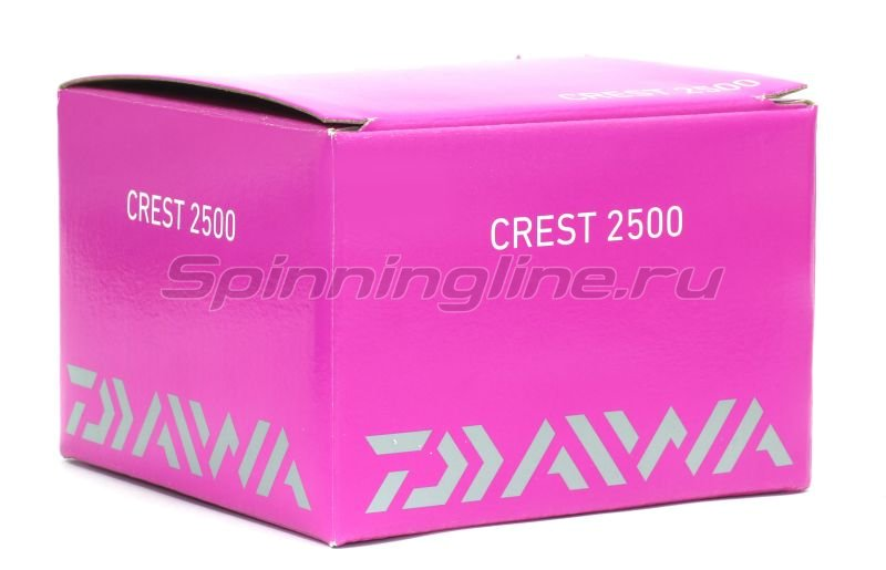 Daiwa - Катушка Crest-12 2506 - фотография 7