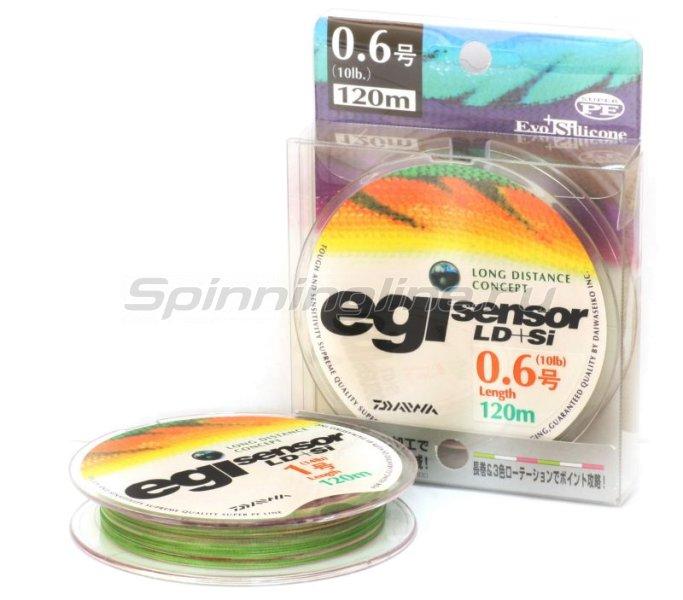 Шнур EGI Sensor LD+SI 120м 0.6 -  1