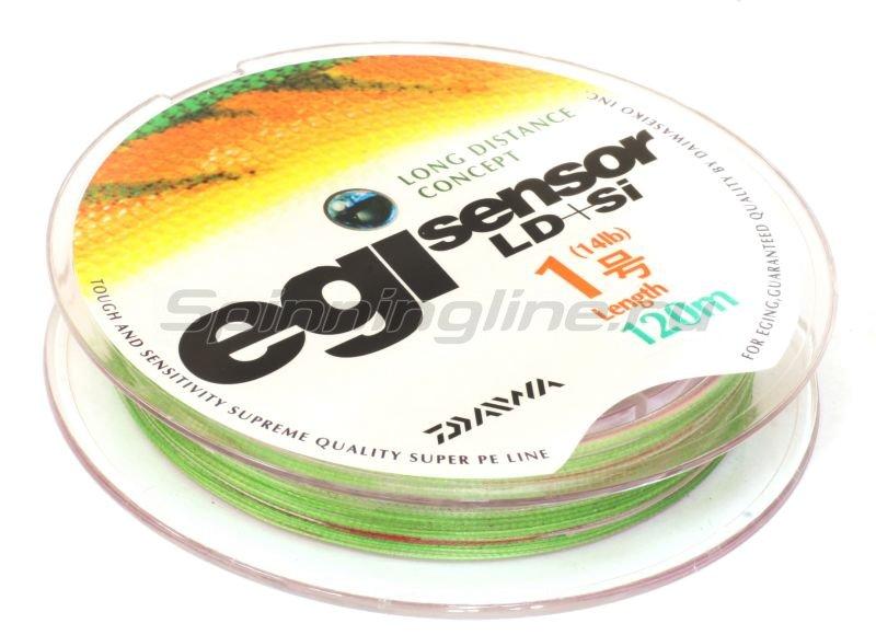 Шнур EGI Sensor LD+SI 120м 0.6 -  2