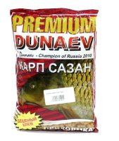 Прикормка Dunaev Pellets 0,9кг Карп