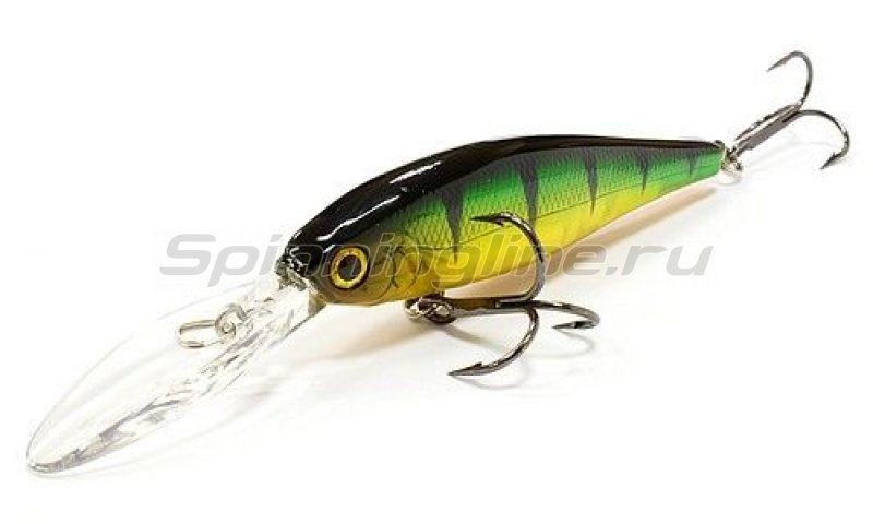 Lucky Craft - Воблер Pointer 100XD Aurora Green Perch 280 - фотография 1