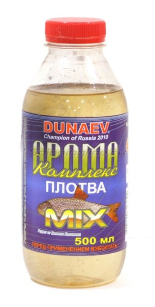 Dunaev - Амин-Арома Комплекс Плотва Микс 500мл - фотография 1