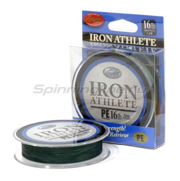 Lucky Craft - Шнур Iron Athlete PE 70м 14lb - фотография 1