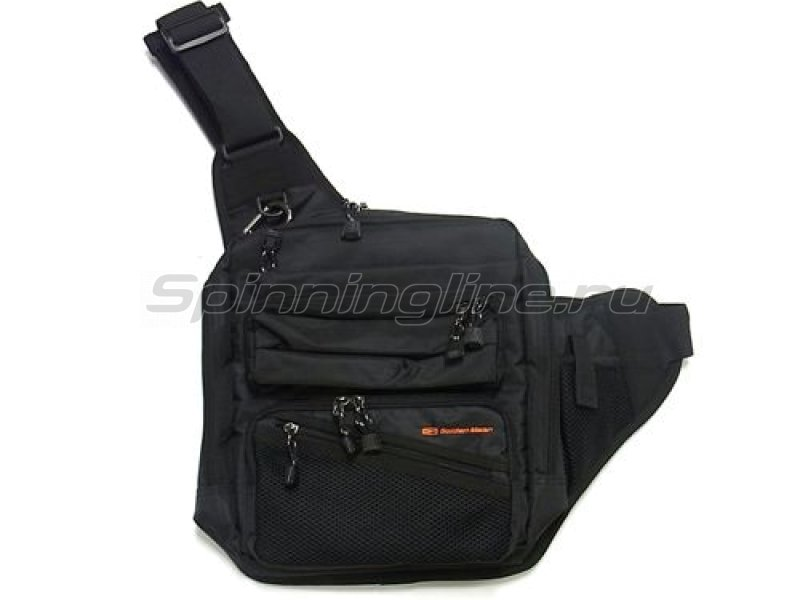 Golden Mean - Сумка Shoulder Bag black - фотография 1