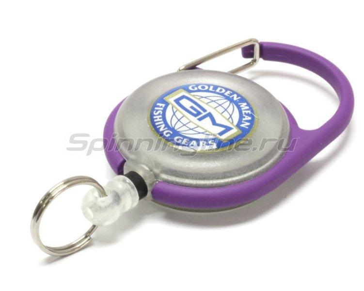 Ретривер Pin On Reel purple -  1
