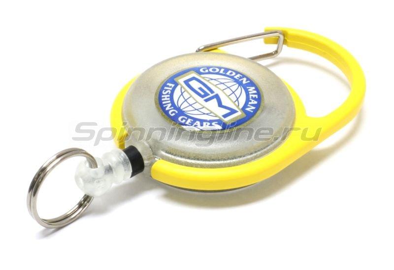 Ретривер Pin On Reel yellow -  1