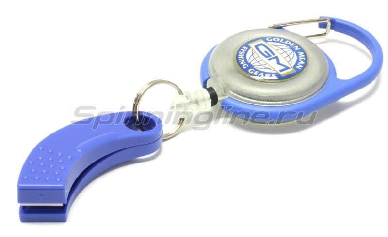 Golden Mean - Ретривер Pin On Reel X Line Cutter blue - фотография 1
