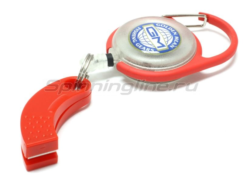 Golden Mean - Ретривер Pin On Reel X Line Cutter red - фотография 1