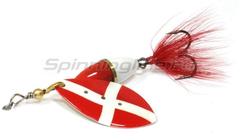Блесна Wipp Spinn Denmark 7гр -  1
