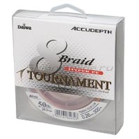 Шнур Tournament 8xBraid Multi Color 300м 0.35мм