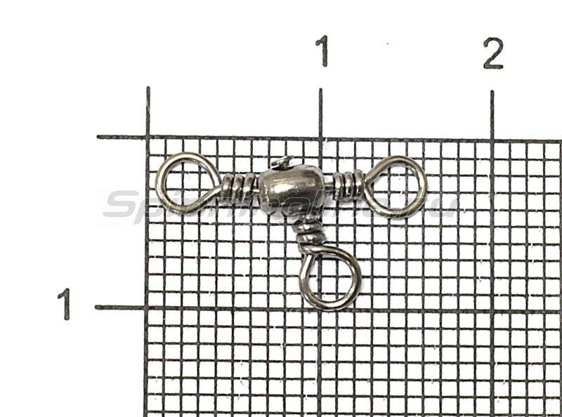 Вертлюг тройник №10 Bz -  1