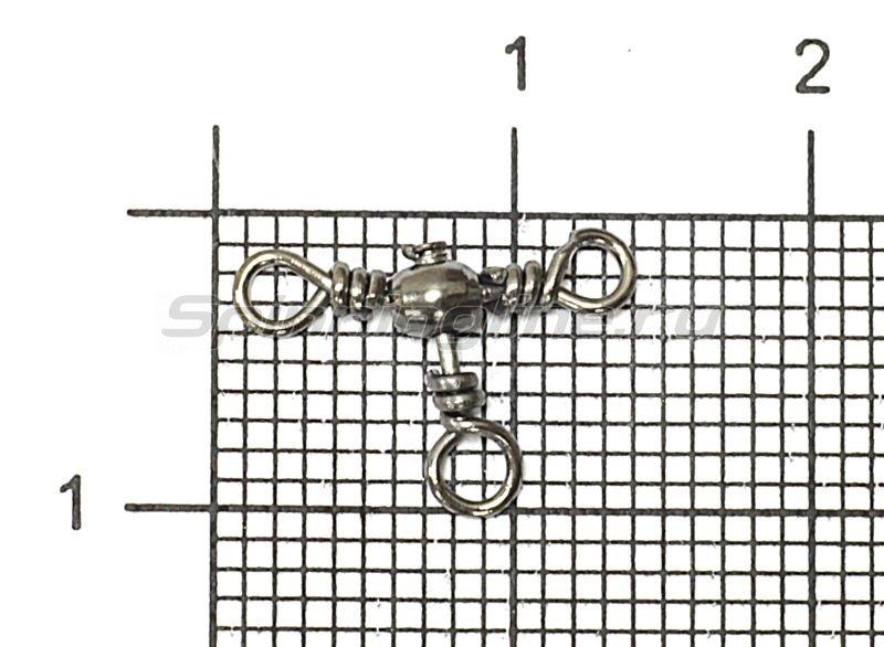 Вертлюг тройник №12 Bz -  1