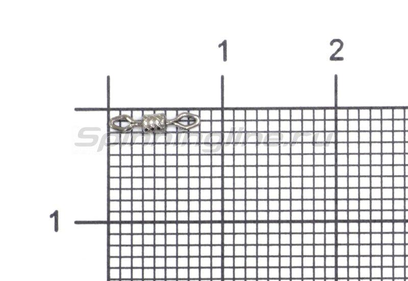 Вертлюг цилиндр с накаткой №12 -  1