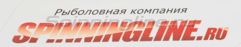 Наклейка Spiningline.ru Рыболовная компания -  1
