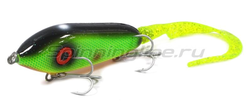 Abu Garcia - Воблер Big Mcmy Tail 78G-13CM L - фотография 1