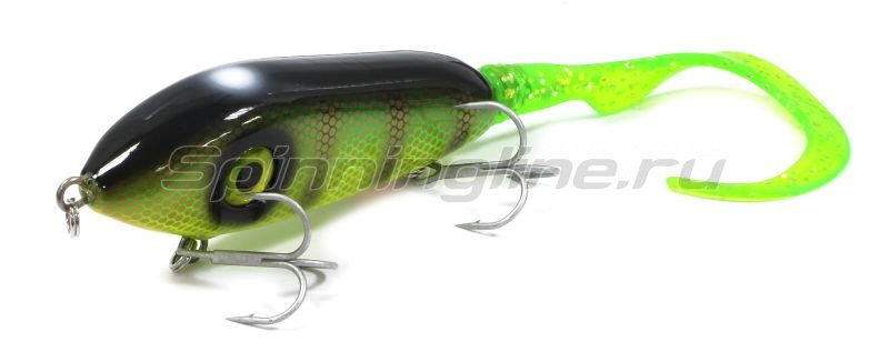 Abu Garcia - Воблер Big Mcmy Tail 78G-13CM FL/PERCH - фотография 1