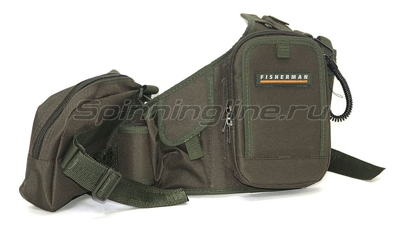 Сумка плечевая FisherBox С147 -  1