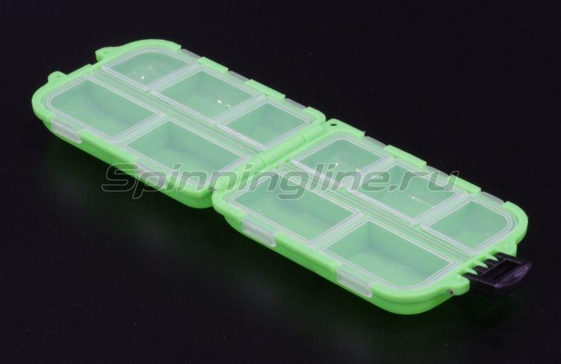 Коробка Salmo для крючков 80 HOOK BOX -  2