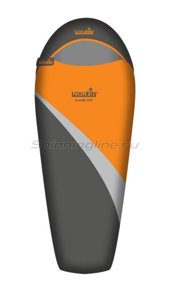 Спальный мешок Norfin Scandic 350 NS R -  1