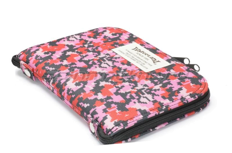 Waterland - Чехол для блесен W.L. Spoon Wallet Mega 16х24см pink - фотография 1
